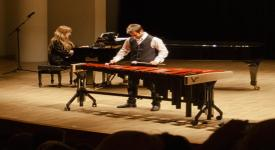 Concierto de Black & White Keys duo